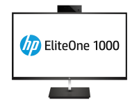 EliteOne 1000 G2 - 68,6 cm (27 Zoll) - 4K Ultra HD - Intel® Core™ i7 der achten Generation - 16 GB - 512 GB - Windows 10 Pro