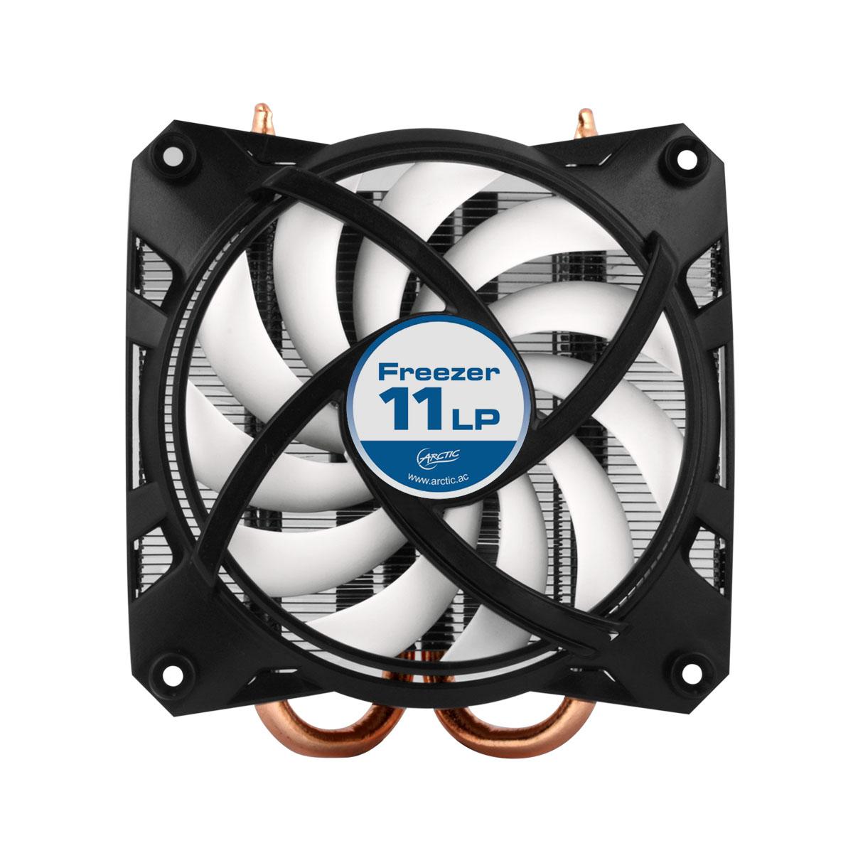 Arctic Freezer 11 LP - CPU-Kühler für Intel - 92 mm - mit Heatpipe