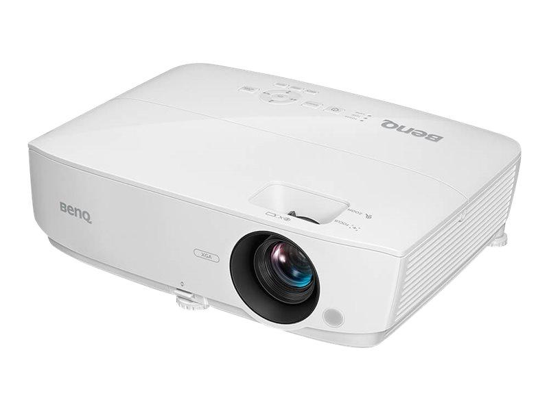 BenQ MX535 - DLP-Projektor - tragbar - 3D - 3600 ANSI-Lumen - XGA (1024 x 768)