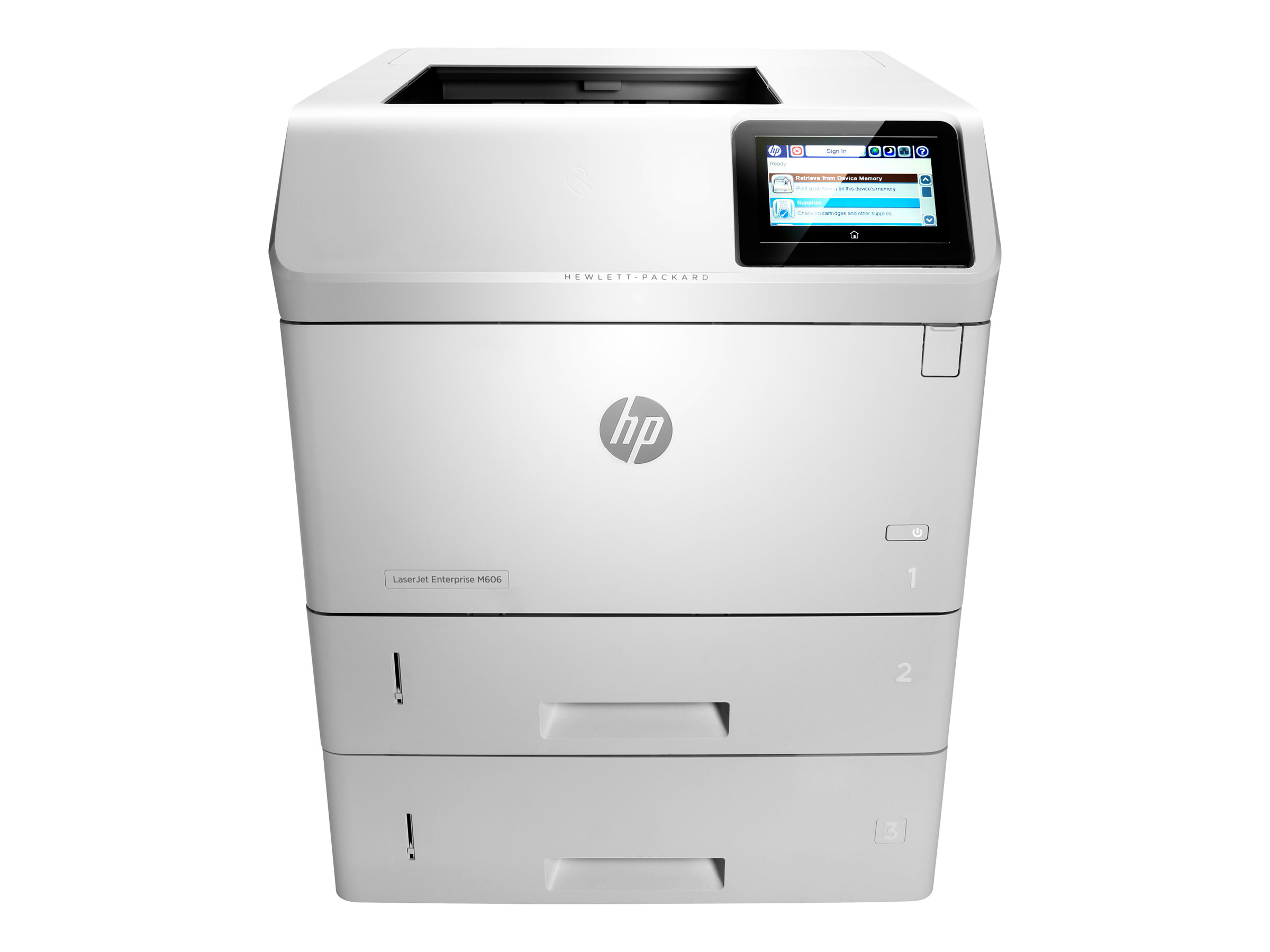 HP LaserJet Enterprise M606x - Drucker