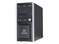 TERRA 5000 3.9GHz i3-7100 Mini Tower Schwarz PC
