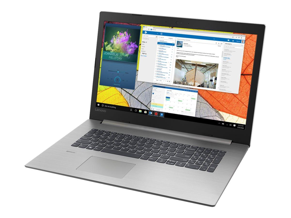 "Lenovo IdeaPad 330-17AST 81D7 - A4 9125 / 2.3 GHz - Win 10 Home 64-Bit - 4 GB RAM - 1 TB HDD - 43.9 cm (17.3"")"