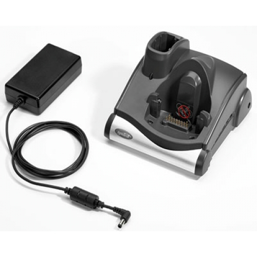 Zebra Single Slot Serial/USB Cradle Kit - Docking Cradle (Anschlußstand)