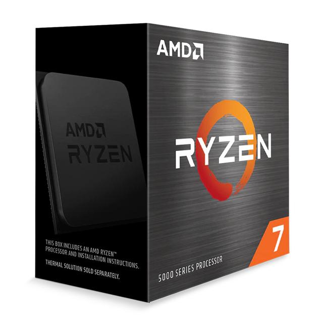AMD Ryzen 7 5800X - AMD Ryzen 7 - Socket AM4 - PC - 7 nm - AMD - 3,8 GHz