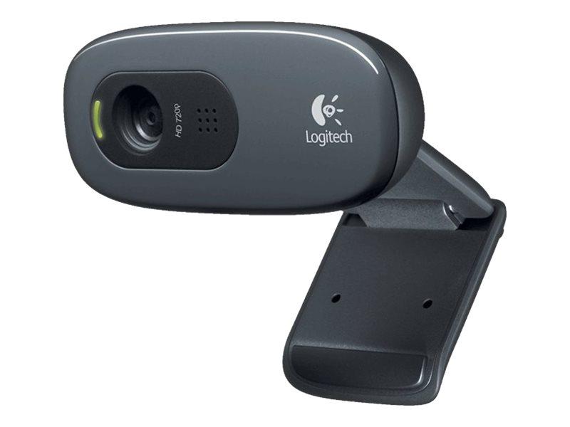 Logitech HD Webcam C270 - Web-Kamera - Farbe