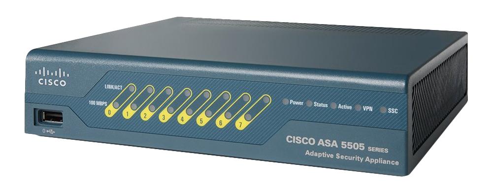 Cisco ASA5505-BUN-K9 Firewall (ASA5505-BUN-K9)