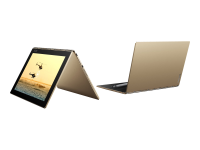 YOGA Book 1.44GHz x5-Z8550 10.1Zoll 1920 x 1200Pixel Touchscreen Gold Hybrid (2-in-1)