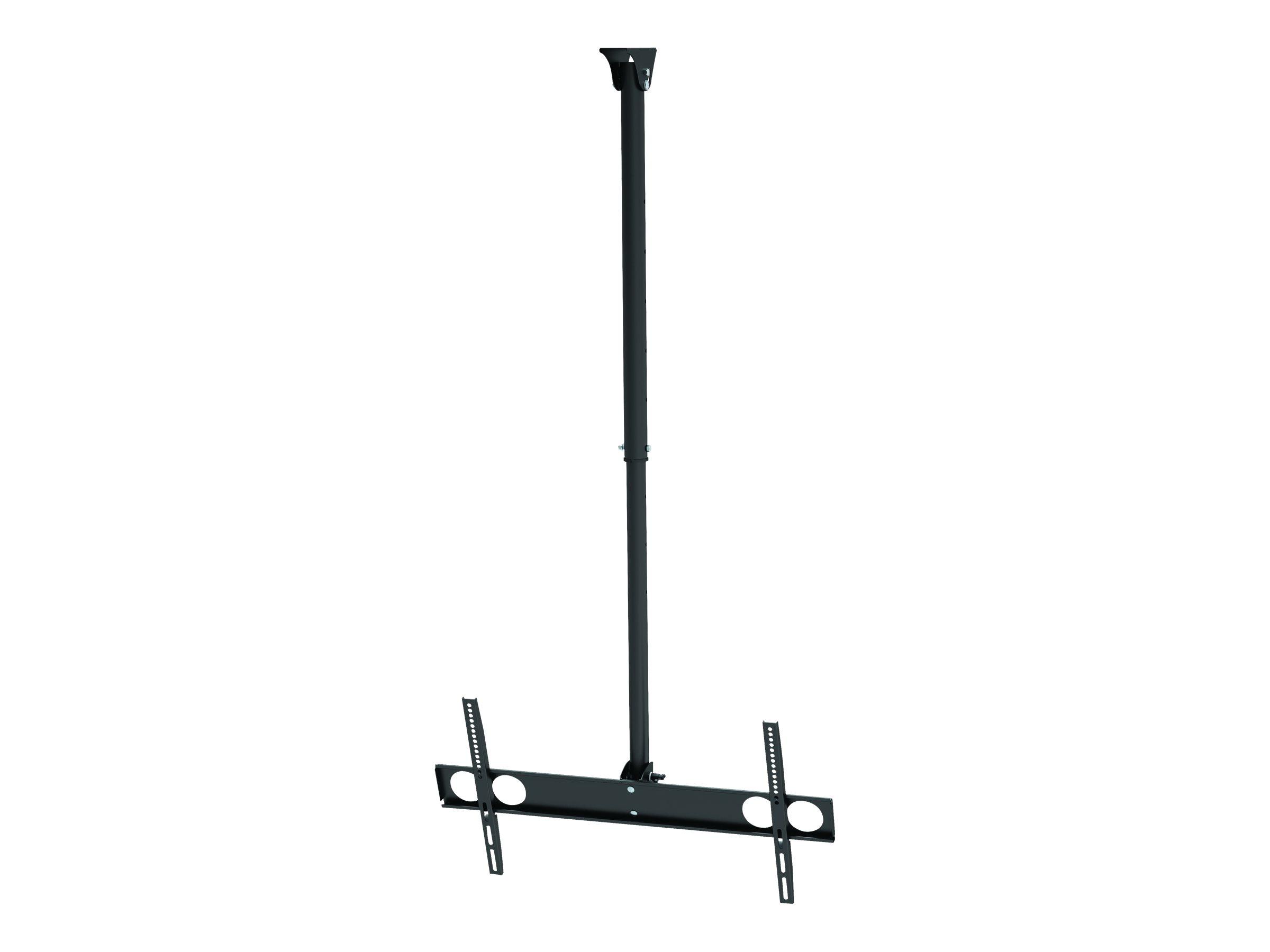 """Sunne PL-C62 - Befestigungskit (Deckenhalterung) für LCD-/Plasmafernseher - Stahl - Silber - Bildschirmgröße: 94-160 cm (37""""-63"""")"""