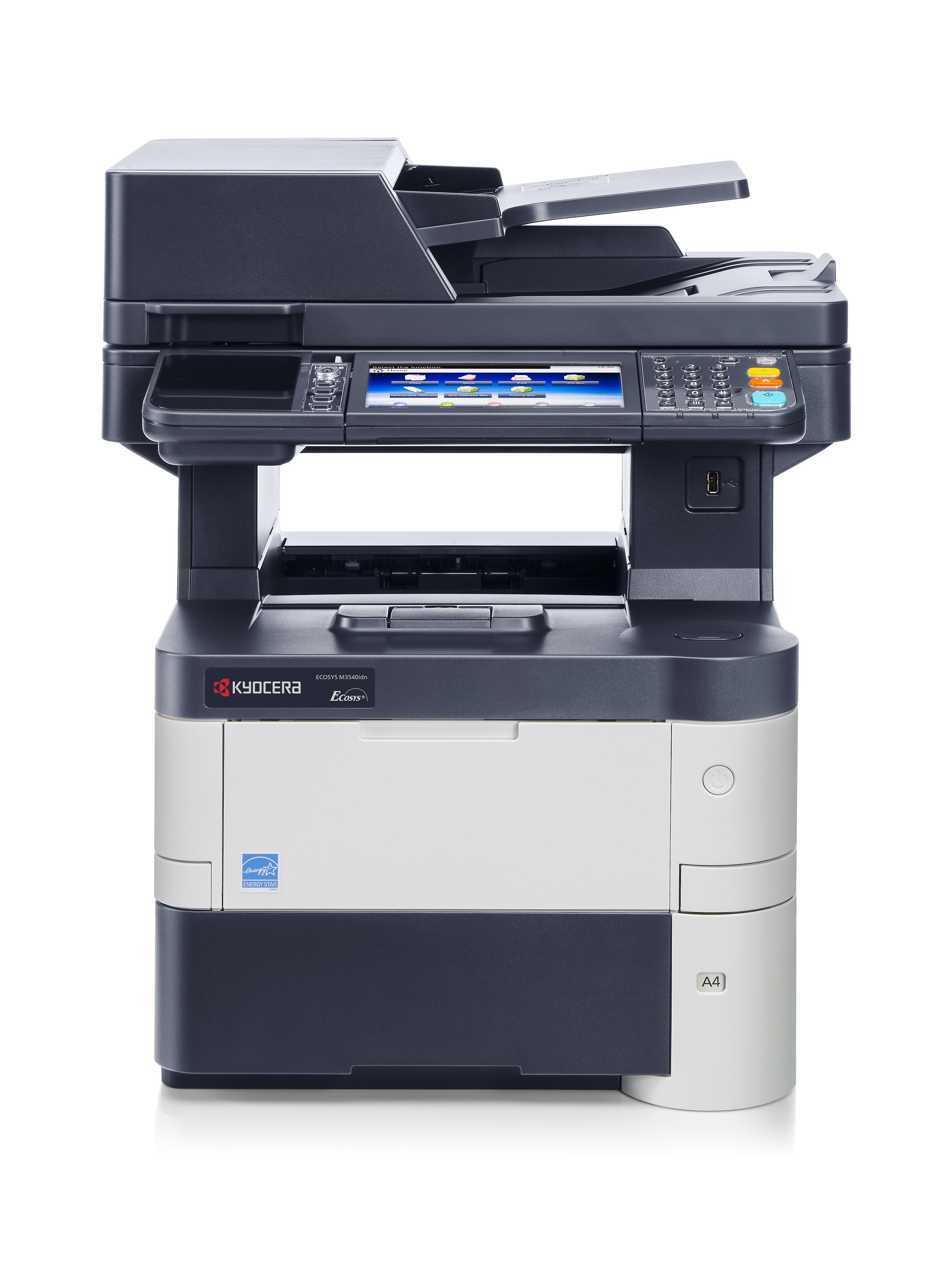 Kyocera ECOSYS M3540idn/KL3 - Multifunktionsdrucker - s/w