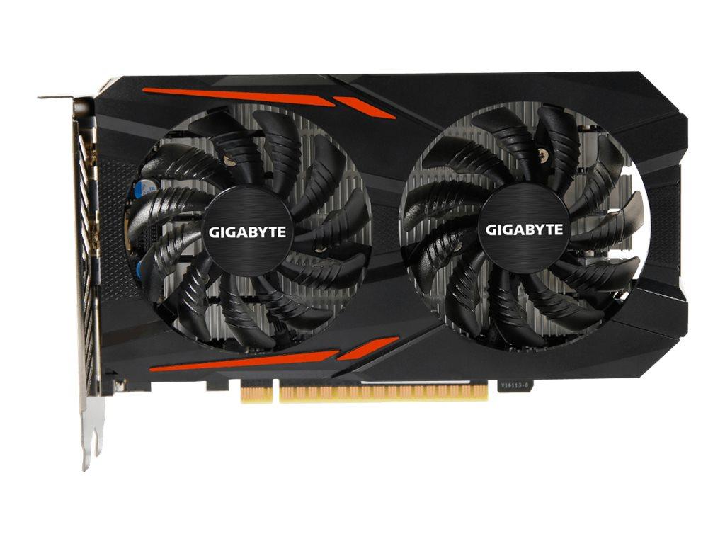 Gigabyte GeForce GTX 1050 OC 3G - Grafikkarten
