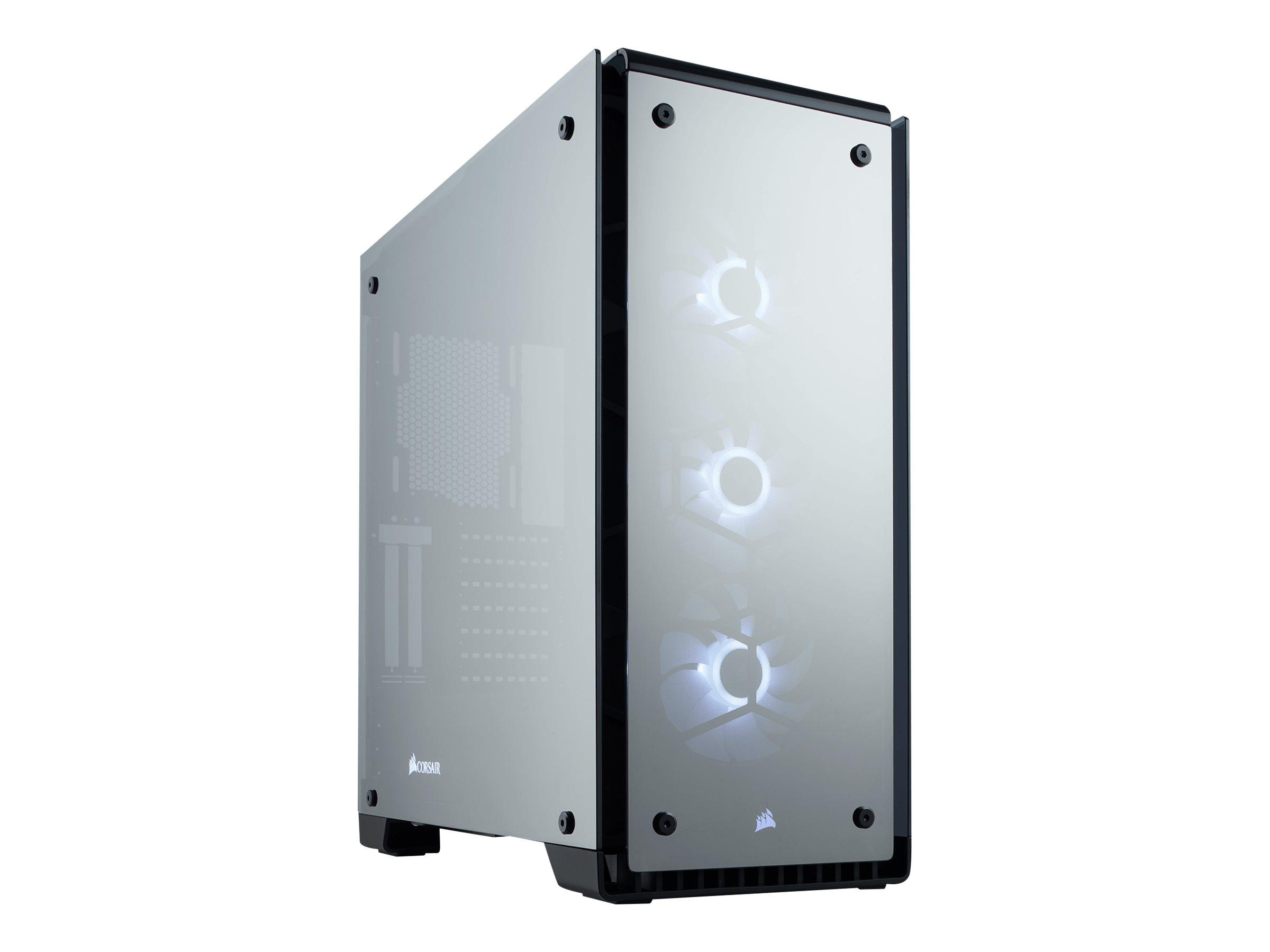 Corsair Crystal Series 570X RGB - Tower - ATX - ohne Netzteil (ATX)