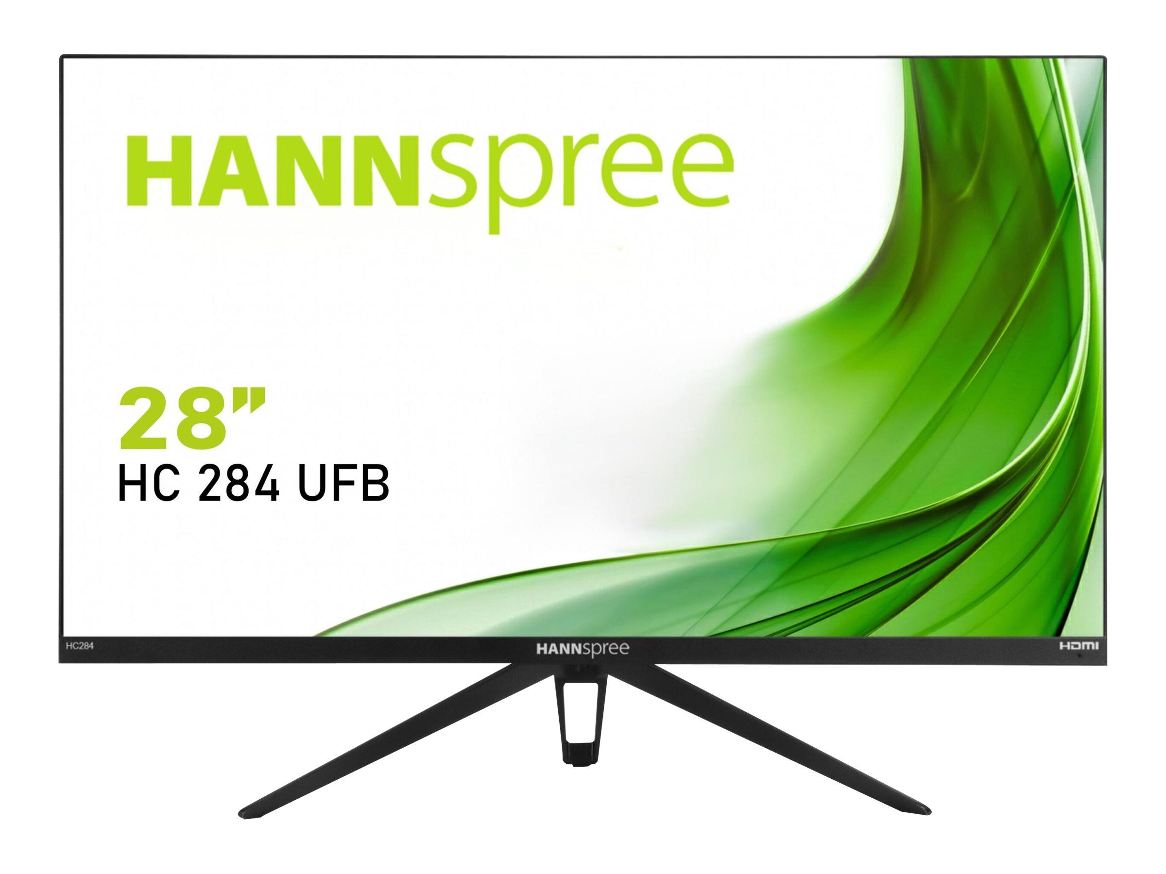 "Hanns.G Hannspree HC284UFB - LED-Monitor - 71 cm (28"")"
