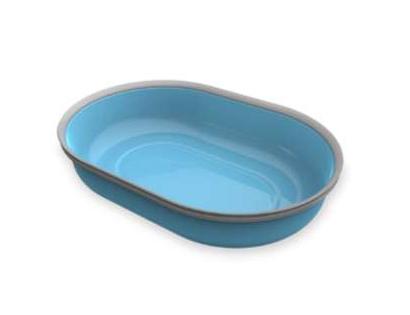 Segula 70923 - Katze - Kunststoff - Blau - Haustier-Fütterungsschale - Einfarbig - 0,4 l