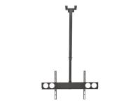 423625 Flachbildschirm-Wandhalterung 177,8 cm (70 Zoll) Schwarz