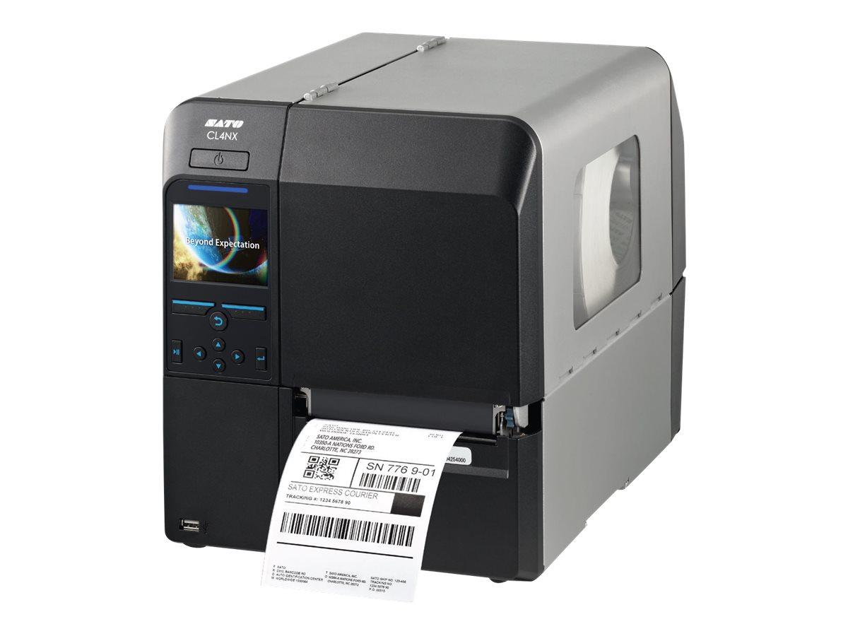 SATO CL 4NX - Etikettendrucker - TD/TT - Rolle (12,8 cm)