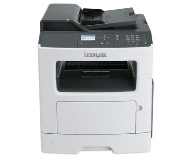 Lexmark MX310dn 1200 x 1200DPI Laser A4 33Seiten pro Minute Schwarz - Weiß Multifunktionsgerät