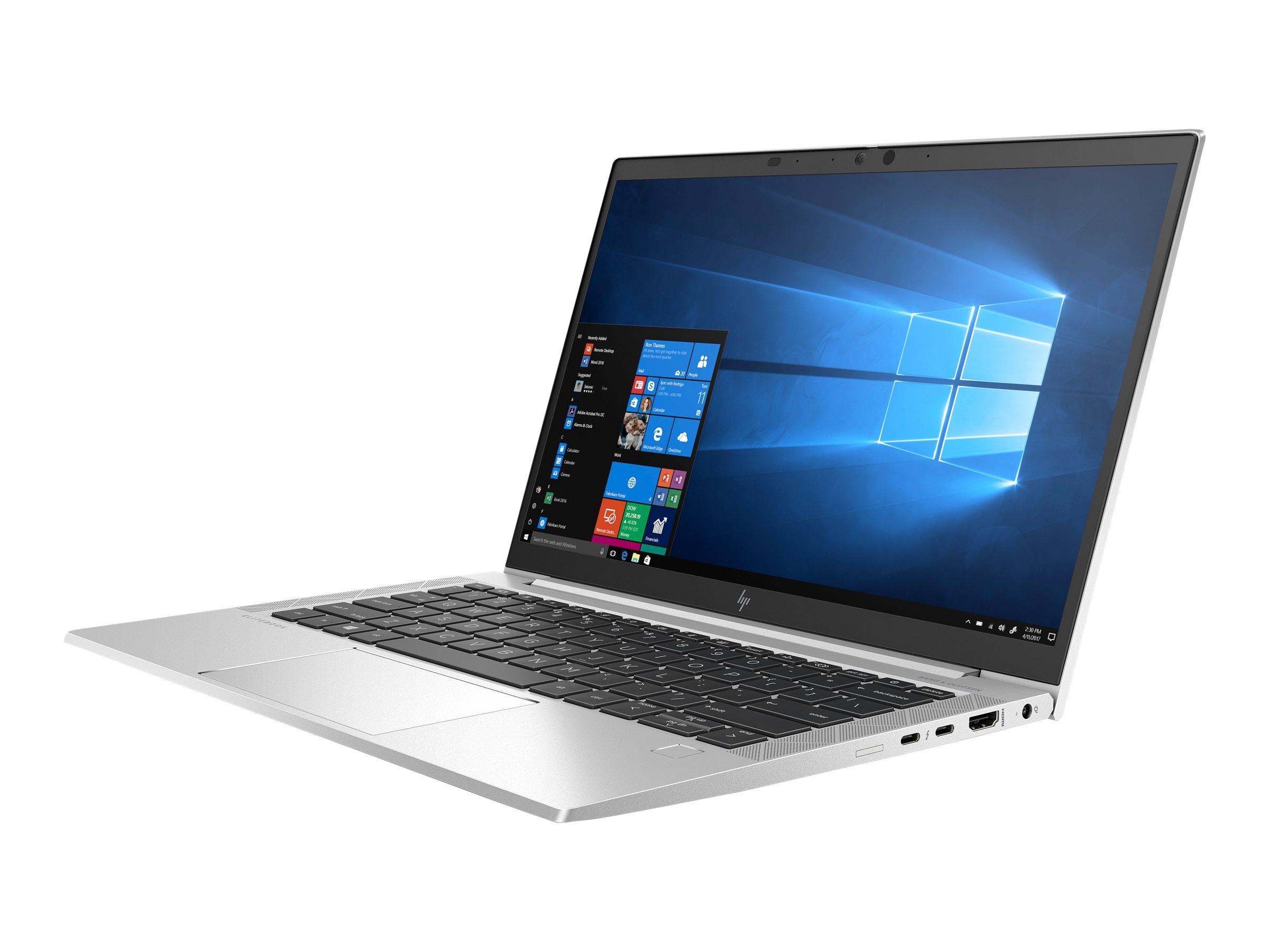 "HP EliteBook 830 G7 - Core i7 10510U / 1.8 GHz - Win 10 Pro 64-Bit - 16 GB RAM - 512 GB SSD NVMe, HP Value - 33.8 cm (13.3"")"