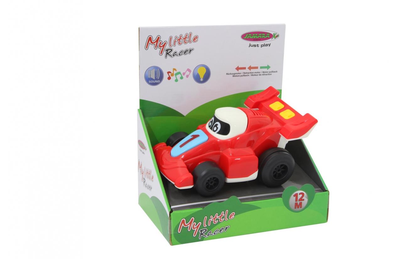 JAMARA My little Racer - Auto - 1 Jahr(e) - LR44 - Mehrfarben