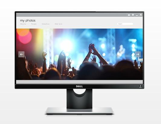 Dell S2216H - LED-Monitor - 55.9 cm (22) (21.5 sichtbar)