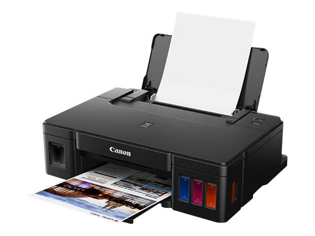 Canon PIXMA G1501 - Drucker - Farbe - Tintenstrahl - A4/Legal - bis zu 8.8 ipm (einfarbig)/