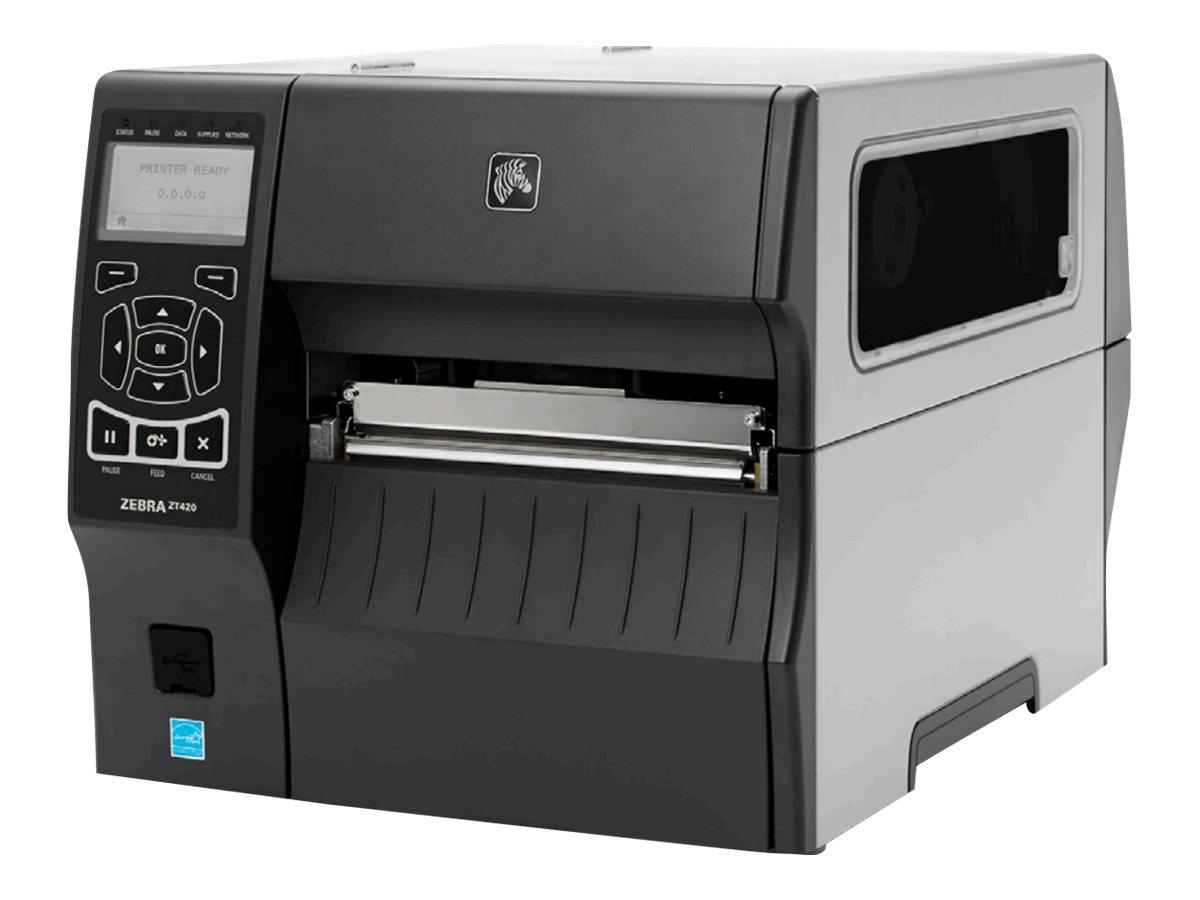 Zebra ZT400 Series ZT420 - Etikettendrucker - TD/TT - Rolle (17,8 cm)