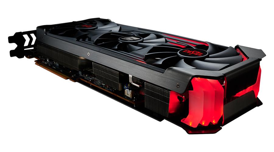 PowerColor Red Devil Radeon RX 6700XT - Radeon RX 6700 XT - 12 GB - GDDR6 - 192 Bit - 7680 x 4320 Pixel - PCI Express 4.0