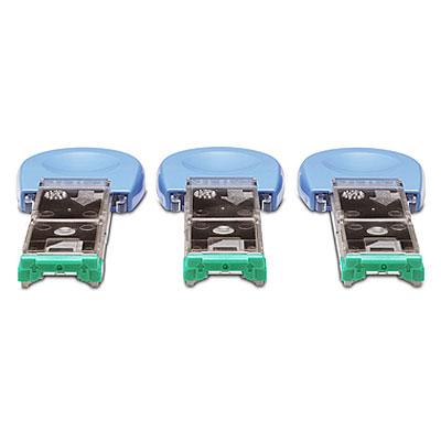 HP Edgeline MFP 3-pack Staple Cartridge 3Heftklammern