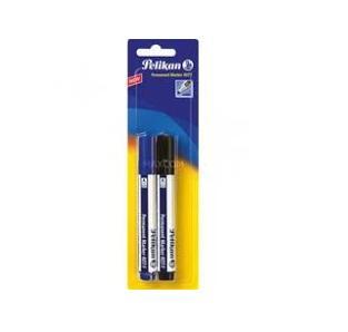 Pelikan 950170 - Schwarz - Blau - 1,5 mm - 2 Stück(e) - Sichtverpackung
