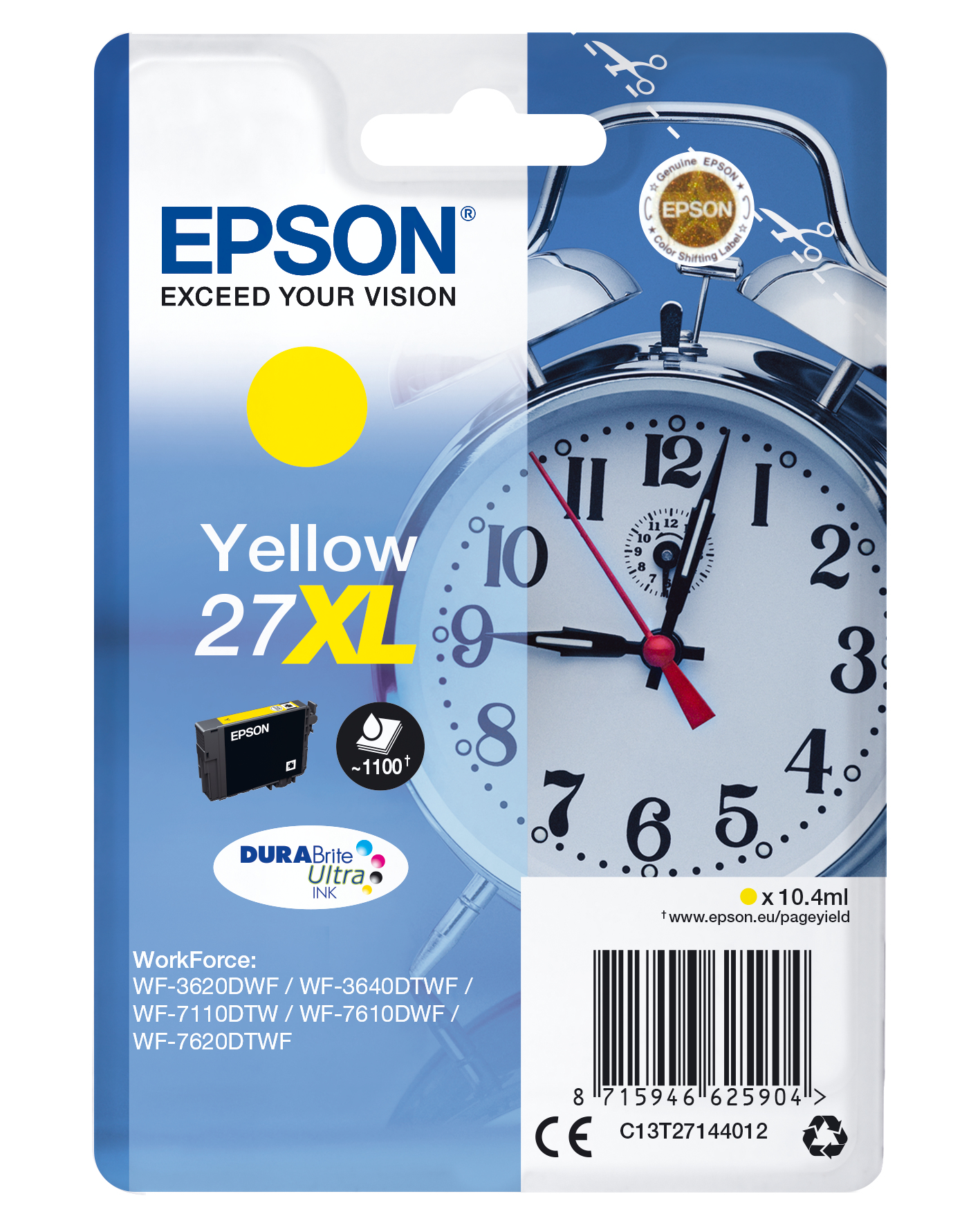 Epson C13T27144012