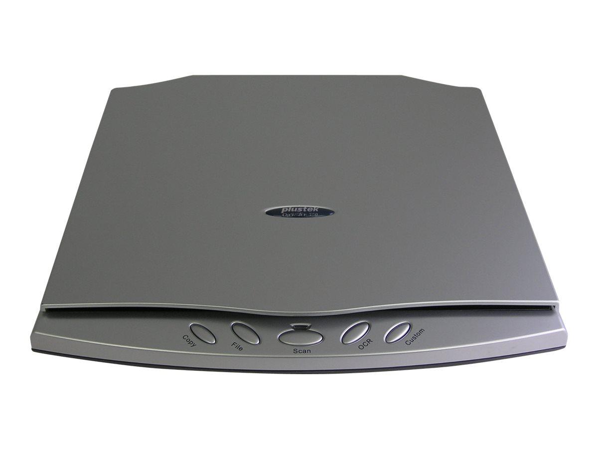 Plustek OpticSlim 550 Plus - Flachbettscanner