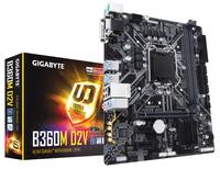 B360M D2V Motherboard LGA 1151 (Buchse H4) Intel B360 Express Micro ATX