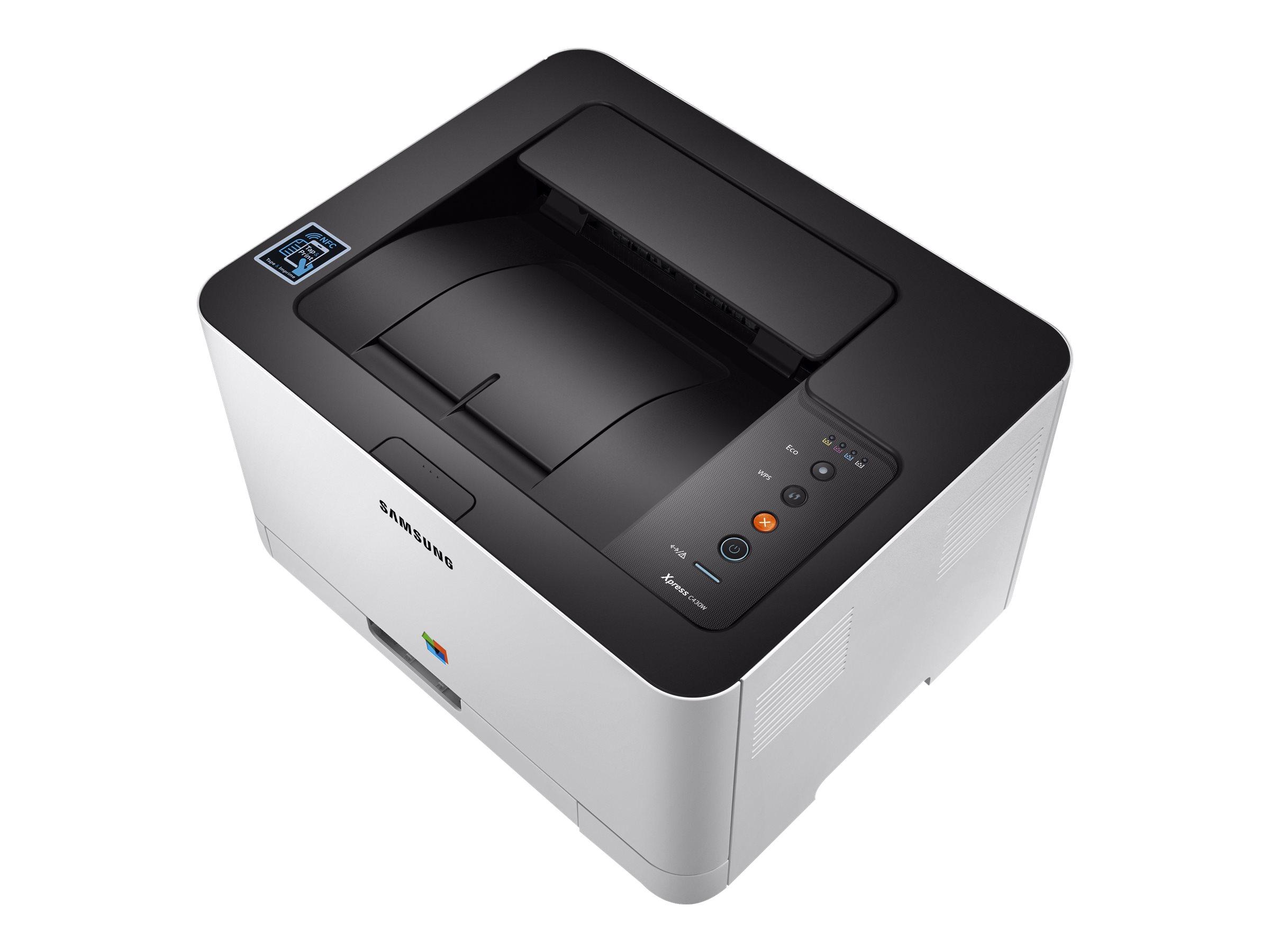 HP Samsung Xpress SL-C430W - Drucker