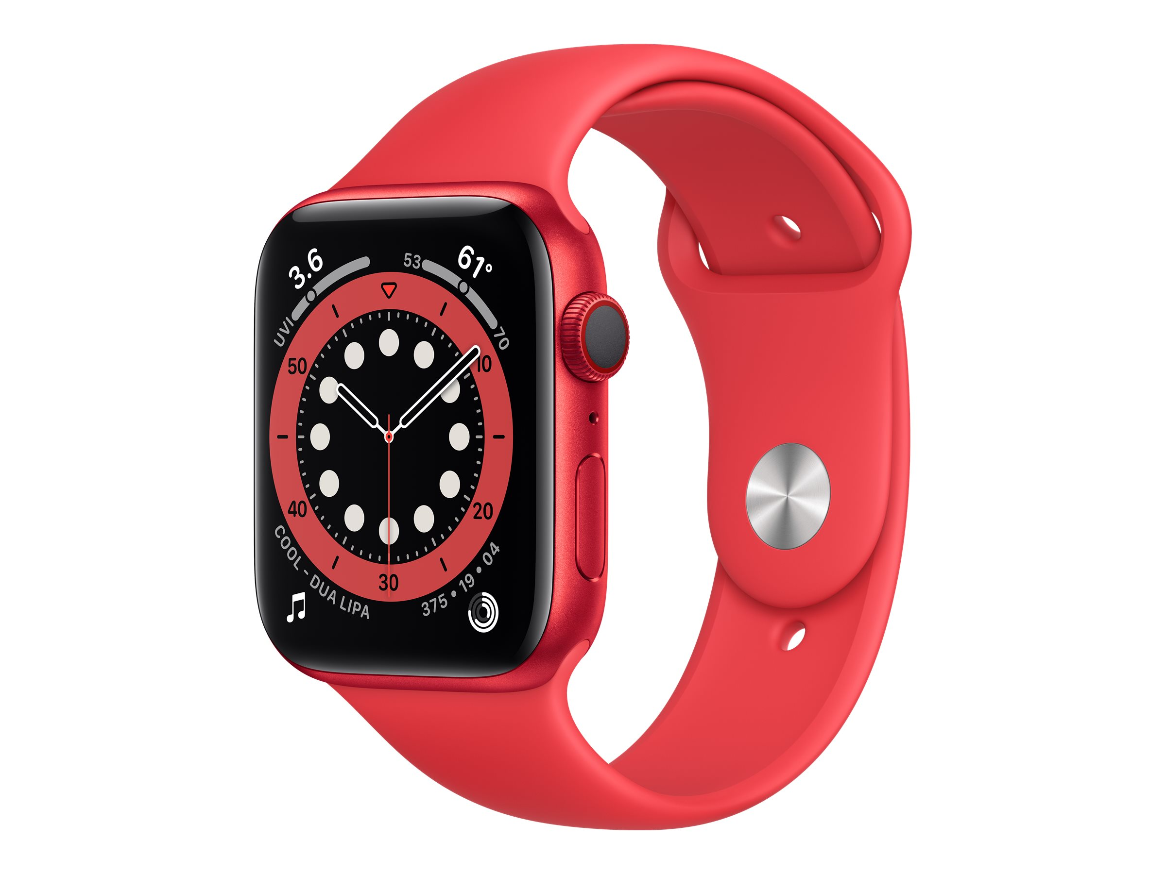 Apple Watch Series 6 (GPS + Cellular) - (PRODUCT)