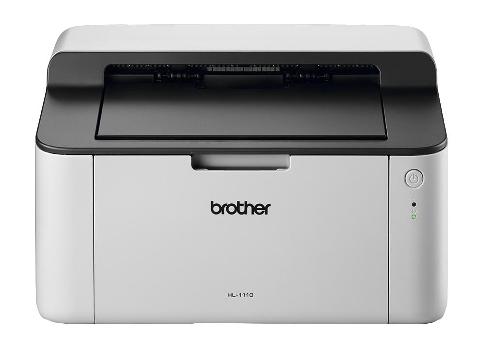 Brother HL-1110G - Drucker s/w Laser/LED-Druck - 600 dpi - 20 ppm