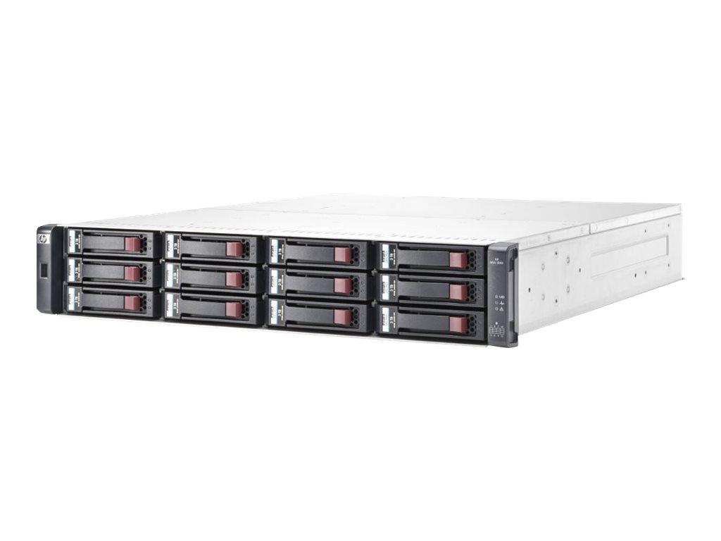 HP MSA 1040 LFF-Speicher mit 1G, 2 iSCSI-Controllern(E7W01A)