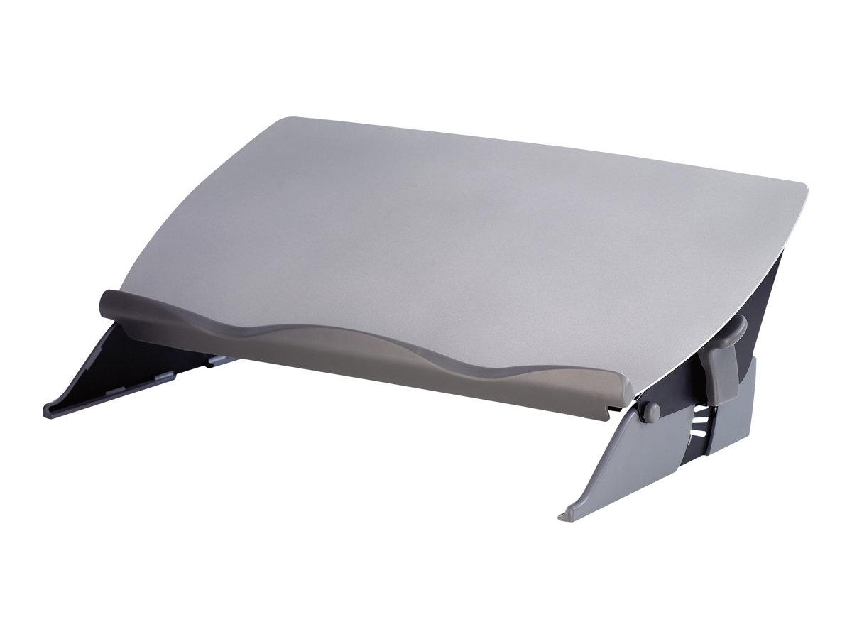 Fellowes Easy Glide - Dokumentenhalter - DIN A4 - Grau