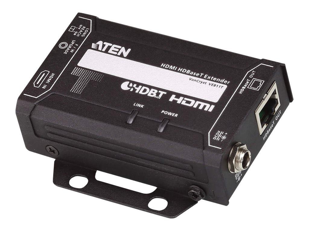 ATEN VE811T HDMI HDBaseT Transmitter - Erweiterung für Video/Audio