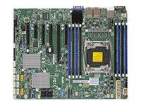 X10SRH-CLN4F Intel C612 LGA 2011 (Socket R) ATX Server-/Workstation-Motherboard
