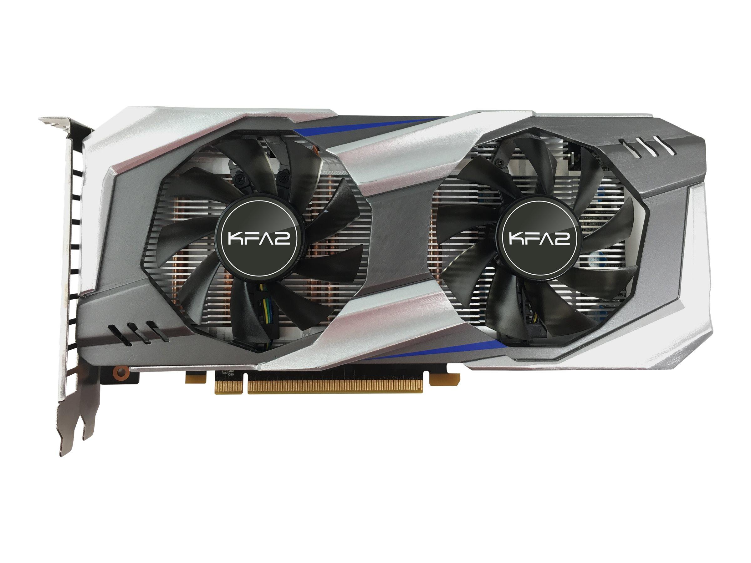 KFA2 GeForce GTX 1060 OC - Grafikkarten