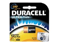 Duracell Ultra CR2 - Batterie CR2 - Li - 800