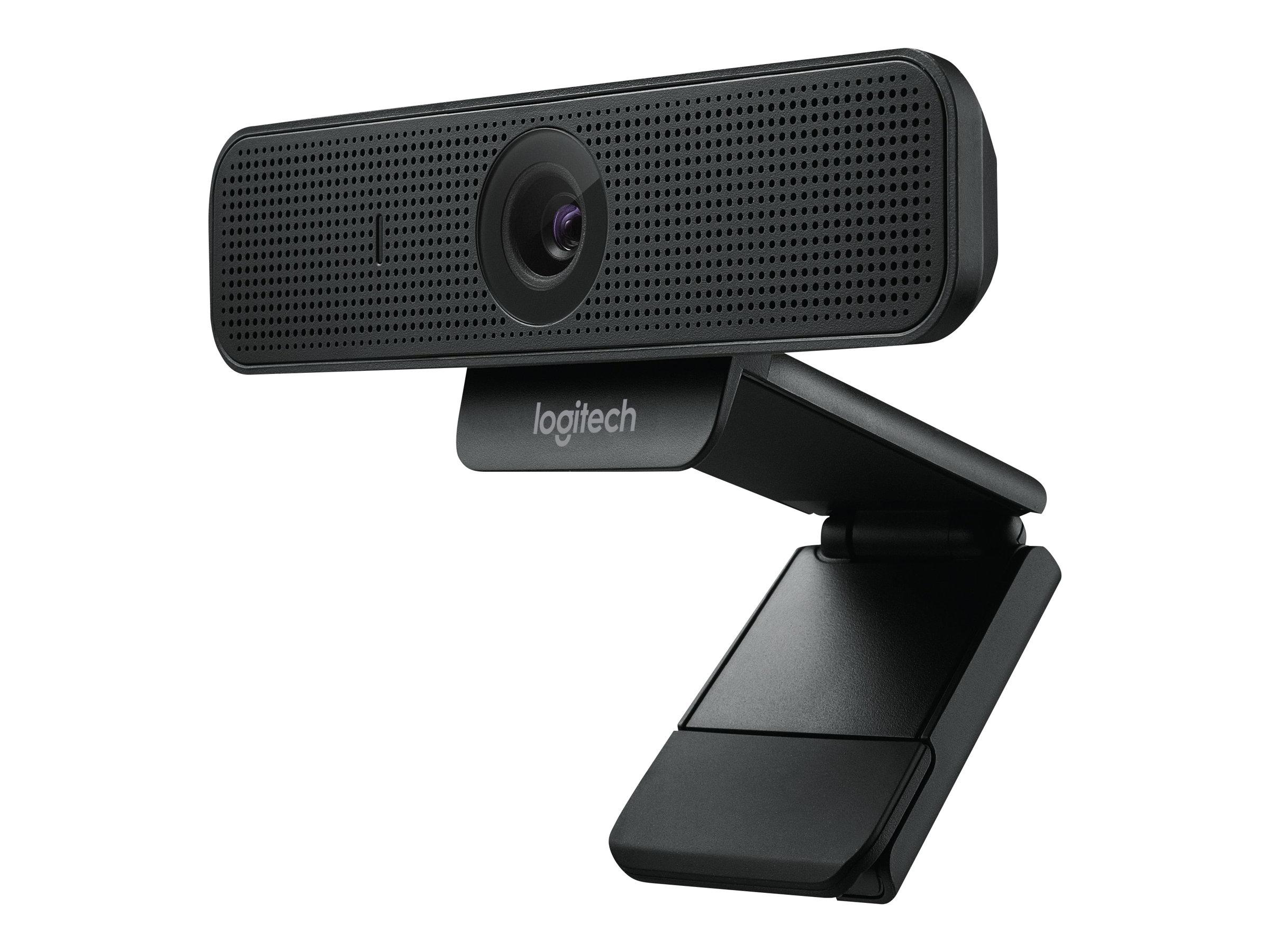 Logitech Webcam C925e - Web-Kamera - Farbe - 1920 x 1080