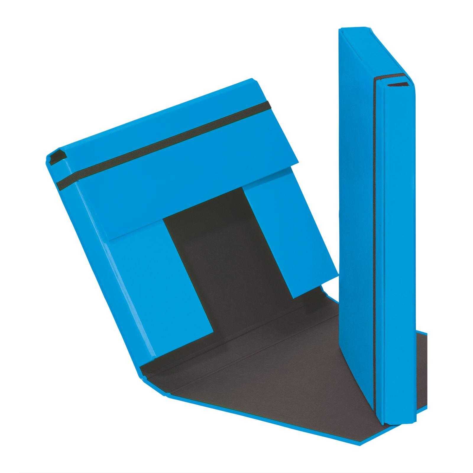 Pagna 21308-20 - Blau - Pappe - A4 - 245 mm - 335 mm - 40 mm