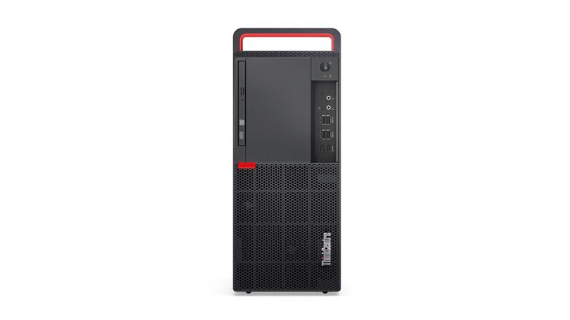 Lenovo ThinkCentre M910t 10MM - Komplettsystem - Core i5 3,8 GHz - RAM: 8 GB DDR4 - HDD: 256 GB NVMe - HD 600 Nicht verfügbar