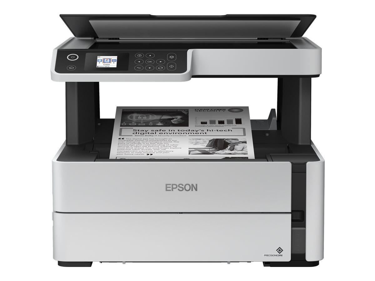 Epson EcoTank ET-M2170 - Multifunktionsdrucker - s/w - Tintenstrahl - refillable - A4/Legal (Medien)
