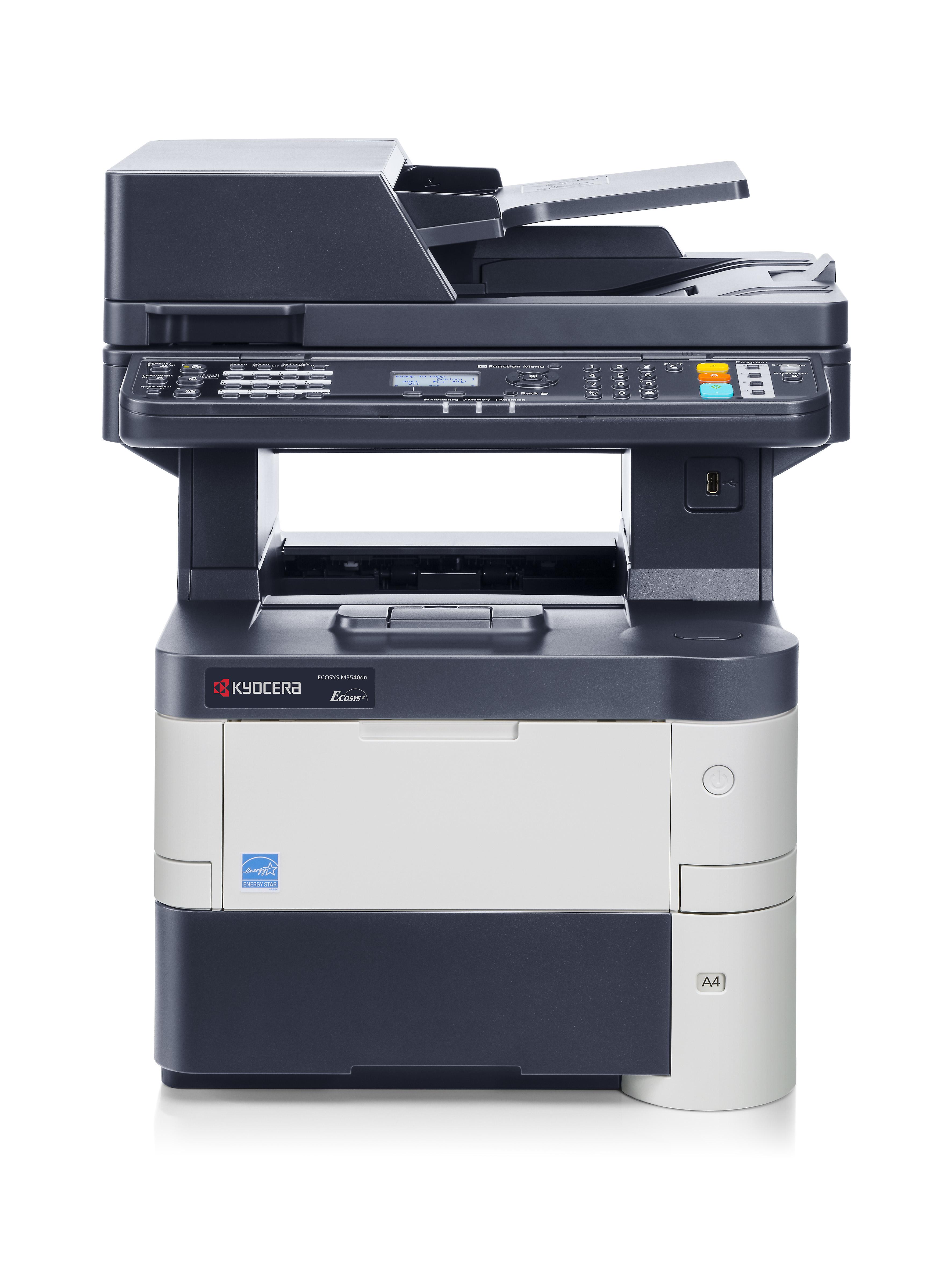 Kyocera ECOSYS M3540dn - Multifunktionsdrucker - s/w