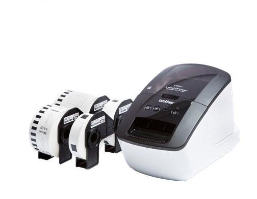 Brother QL-710WSP - Etikettendrucker - Thermopapier