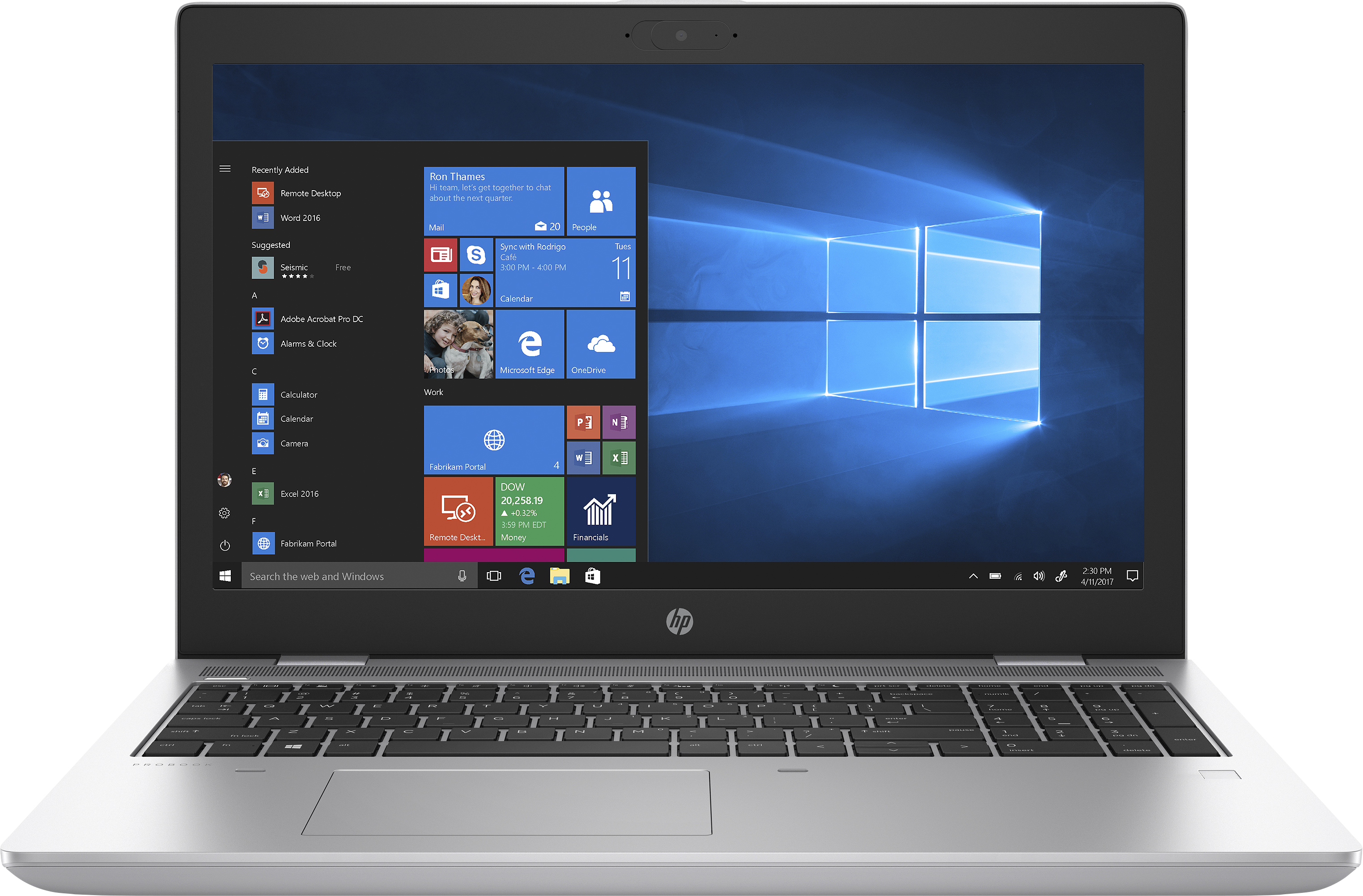 HP ProBook HP 650 - 15,6