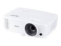 P1350W Beamer 3700 ANSI Lumen DLP WXGA (1280x800) 3D Tragbarer Projektor Weiß