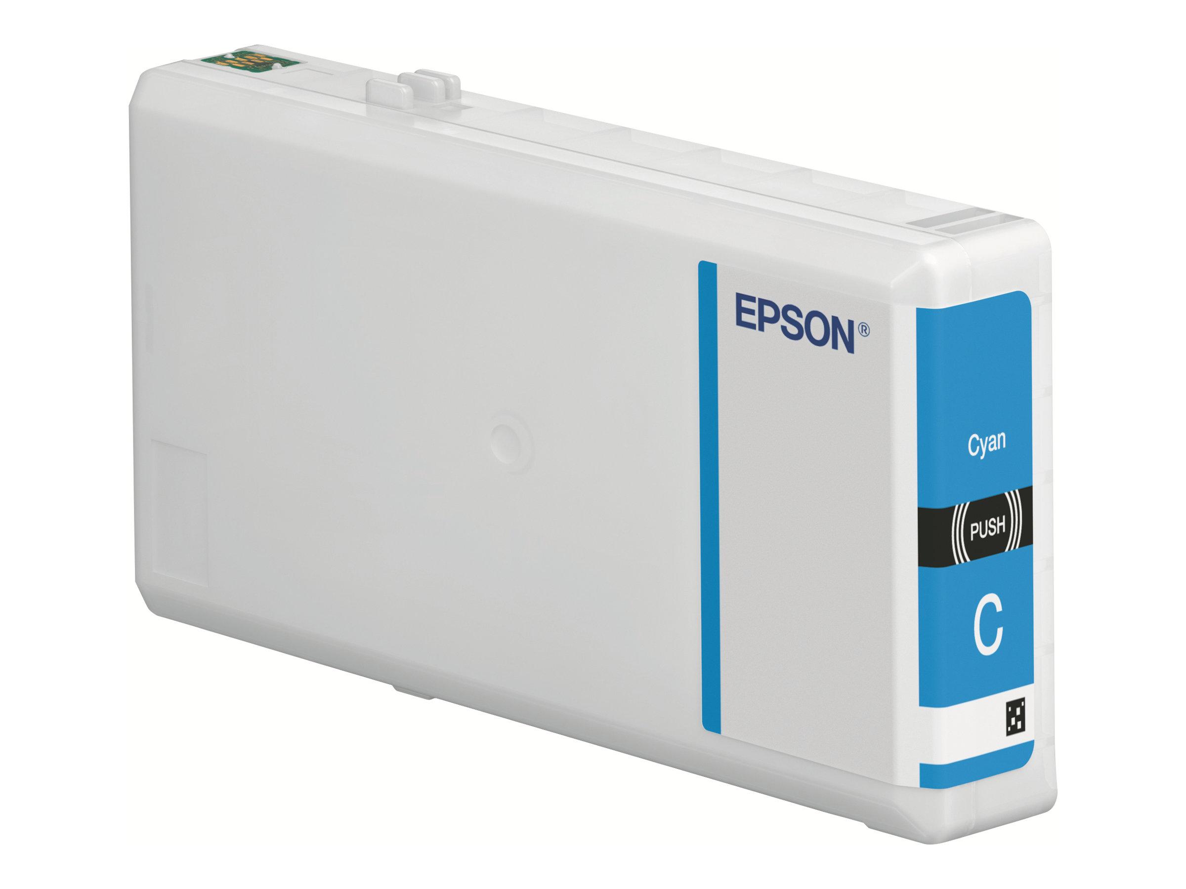 Epson T7892 - 34.2 ml - Größe XXL - Cyan - Original