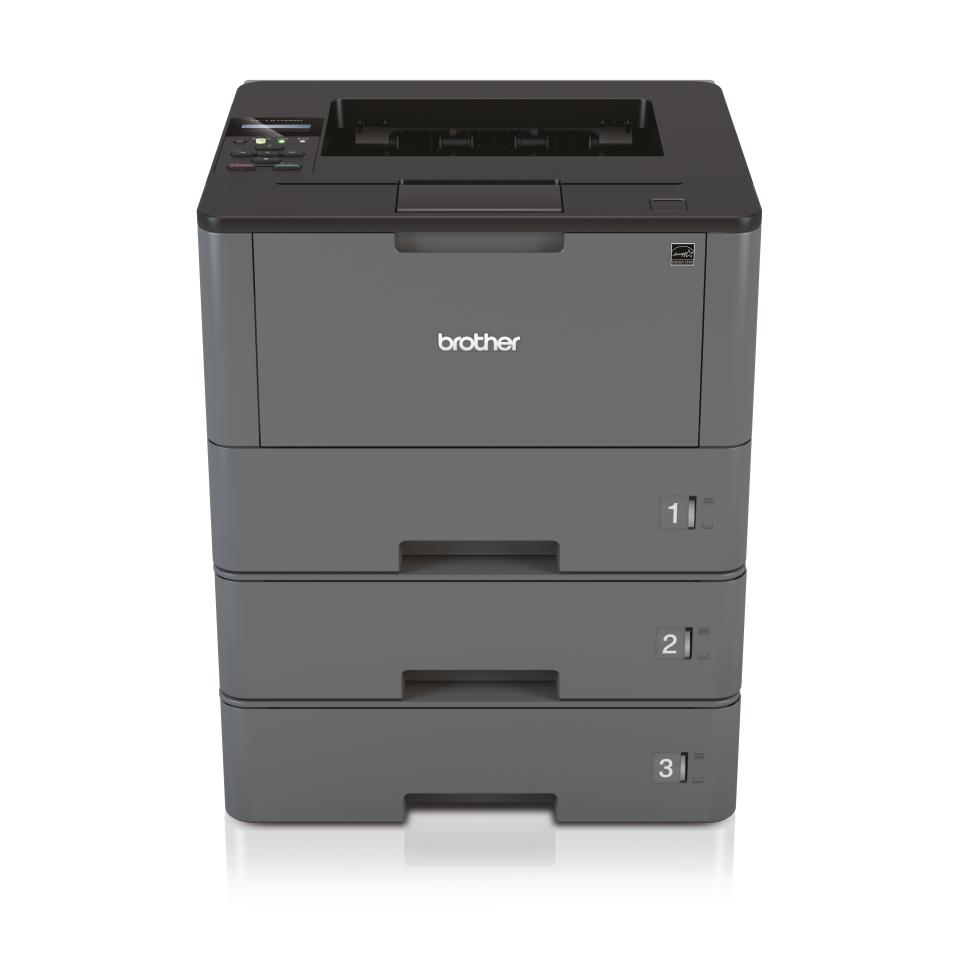 Brother HL-L5100DNTT - Laser - 1200 x 1200 DPI - A4 - 40 Seiten pro Minute - Doppeltdruck - Schwarz